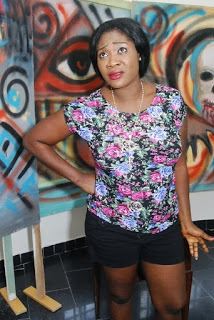 Mercy Johnson Pregnant Again, 10 Months After Delivering Baby [See Photos]